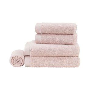 Jogo-de-Banho-Karsten-Fio-Penteado-5-Pecas-Cotton-Prime-Rose