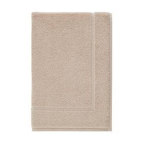 TOALHA-PARA-PES-FELPUDO-JULIET--PISO--COR-1105-BEGE-TAMANHOEMCM-48.00X70.00-RETANGULAR-COMPOSICAO-100--ALGODAO-1ª-QUALIDADE-680-G-M2