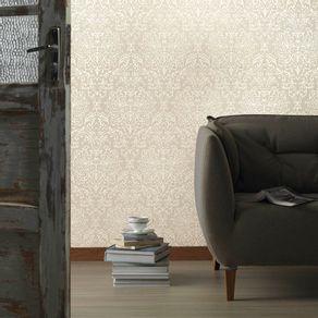 Tecido-para-Parede-Karsten-Wall-Decor-Malva-Bege