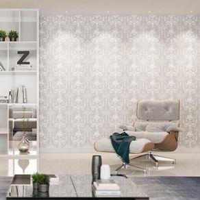 Tecido-para-Parede-Karsten-Wall-Decor-Dielle-Cinza