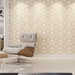 Tecido-para-Parede-Karsten-Wall-Decor-Dielle-Bege