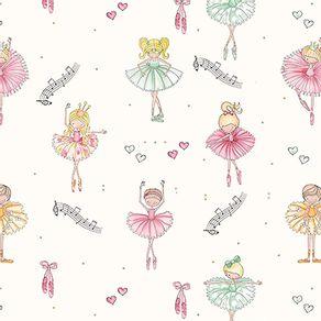 Tecido-para-Decoracao-Karsten-Art-Decor-Bailarina-Rosa