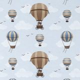 Tecido-para-Parede-Karsten-Wall-Decor-Balonista