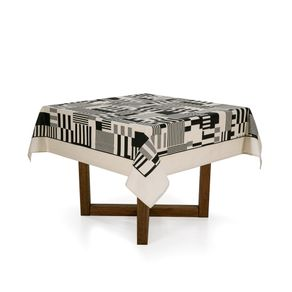 Toalha-de-mesa-Quadrada-Karsten-4-Lugares-Sempre-Limpa-Mosaico