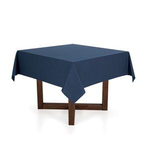 Toalha-de-mesa-Quadrada-Karsten-4-lugares-Essencial-Duo-Marinho