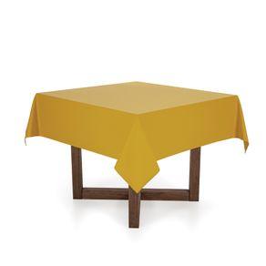 Toalha-de-mesa-Quadrada-Karsten-4-lugares-Essencial-Duo-Calendula