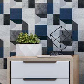 Tecido-para-Parede-Karsten-Wall-Decor-Cube