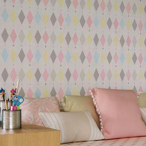 Tecido-para-Parede-Karsten-Wall-Decor-Pierrot-Rosa