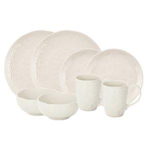 Jogo-de-Jantar-Karsten-Home-8-Pecas-Porcelana-Renda-Branco
