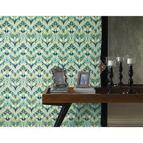 Tecido-para-Parede-Karsten-Wall-Decor-Ikat-Amarelo