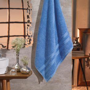 Toalha-Banhao-Fio-Egipcio-Karsten-Egipto-Classic-Azul-Cosmico