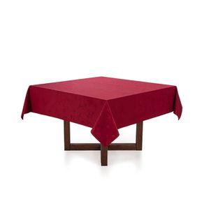 Toalha-de-mesa-de-Natal-Quadrada-Karsten-6-lugares-Verissimo-Vermelho