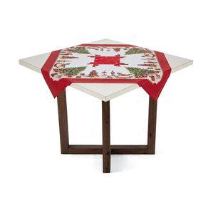Toalha-de-mesa-de-Natal-Karsten-Quadrada-de-Cha-Arvore-Encantada