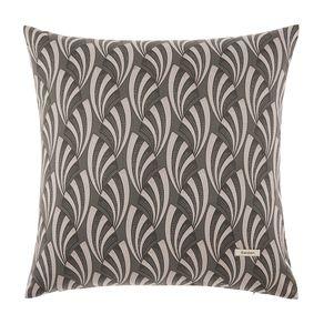 Almofada-Decorativa-Karsten-100--Algodao-Egipcio-Lumen-Chumbo-45-x-45-cm