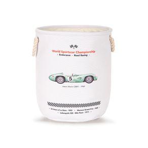 Cesto-Organizador-Infantil-Karsten-Home-Carros-Pequeno-28-x-35-cm