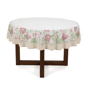Toalha-de-mesa-Redonda-Karsten-6-Lugares-Sempre-Limpa-Protea