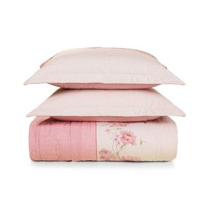 Cobre-Leito-King-Karsten-com-2-Porta-Travesseiros-180-Fios-Percal-Mabelle