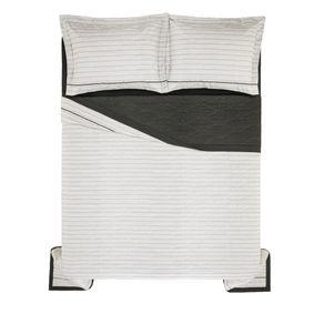Cobre-Leito-Casal-Karsten-com-2-Porta-Travesseiros-180-Fios-Percal-Vileto