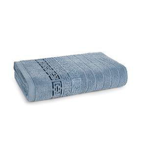 Toalha-Banhao-Karsten-Fio-Penteado-Barcelos-Allure-Azul