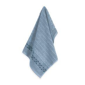 Toalha-de-Rosto-Karsten-Fio-Penteado-Barcelos-Allure-Azul