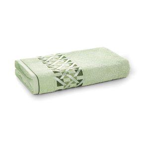 Toalha-de-Rosto-Karsten-Fio-Cardado-Duarte-Verde-Cha--Verde