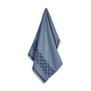 Toalha-de-Rosto-Karsten-Fio-Cardado-Nardin-Allure--Azul--Marinho