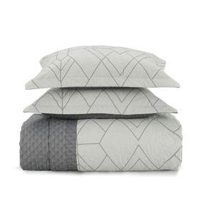 Cobre-Leito-Queen-Karsten-com-2-Porta-Travesseiros-180-Fios-Percal-Solano-Branco