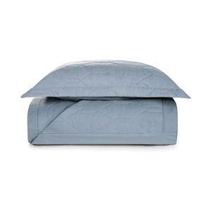 Cobre-Leito-Solteiro-Karsten-com-1-Porta-Travesseiro-180-Fios-Percal-Liss-Allure