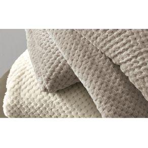Manta-de-Microfibra-Casal-Karsten-Ivy-Bege