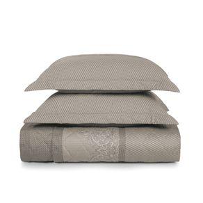 Cobre-Leito-King-Karsten-com-2-Porta-Travesseiros-150-Fios-Percal-Acanto