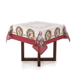 Toalha-de-mesa-de-Natal-Quadrada-Karsten-4-lugares-Noel-Pet-Branco