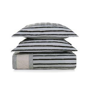 Cobre-Leito-Casal-Karsten-com-2-Porta-Travesseiros-150-Fios-Percal-Colorato