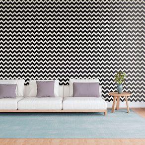 Tecido-para-Parede-Karsten-Wall-Decor-Frequencia-Preto-e-Branco
