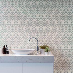 Tecido-para-Parede-Karsten-Wall-Decor-Flor-De-Liz-Azul