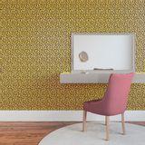 Tecido-para-Parede-Karsten-Wall-Decor-Beleza-Natural-Amarelo