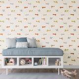 Tecido-para-Parede-Karsten-Wall-Decor-Voo