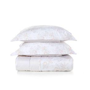 Cobre-Leito-Casal-Karsten-com-1-Porta-Travesseiros-300-Fios-Luria