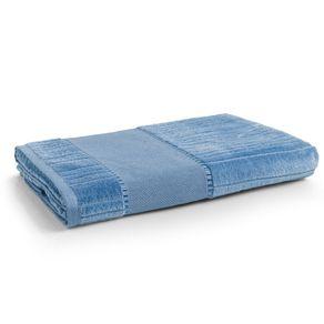 Toalha-de-Rosto-Para-Bordar-Karsten-Stella-Azul-Crepusculo