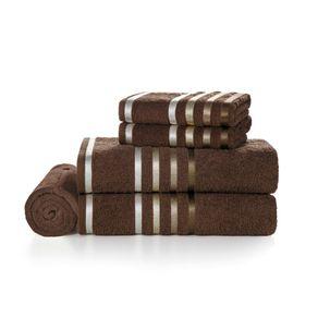 Jogo-de-Banho-Karsten-Fio-Penteado-5-Pecas-Lumina-Chocolate--Marrom