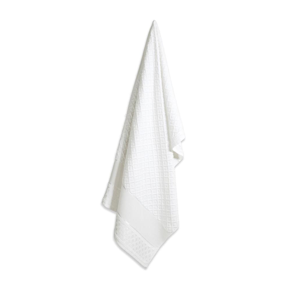 Toalha-de-Rosto-para-Bordar-Karsten-Lince-Branco