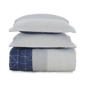 Cobre-Leito-Casal-Karsten-com-2-Porta-Travesseiros-180-Fios-Percal-Orlando-Branco