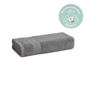 Toalha-de-Rosto-Karsten-Antimicrobiana-Fio-Cardado-Hera-Cinza-Steel