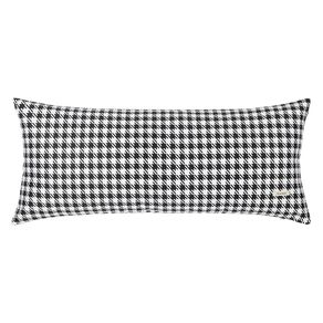 Almofada-Decorativa-Karsten-100--Algodao-Egipcio-Bourgeois-Preto-30-x-70-cm