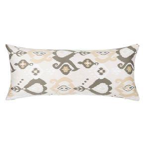 Almofada-Decorativa-Karsten-100--Algodao-Egipcio-Puccini-Caqui-30-x-70-cm