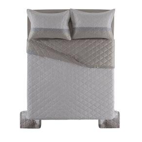 Cobre-Leito-Casal-Karsten-com-2-Porta-Travesseiros-270-Fios-Cetim-Vitra