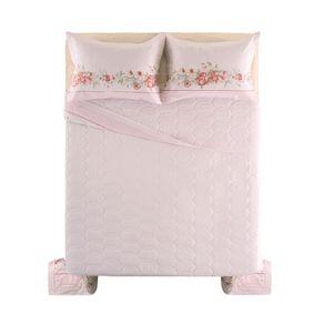 Cobre-Leito-Queen-Karsten-com-2-Porta-Travesseiros-150-Fios-Natani