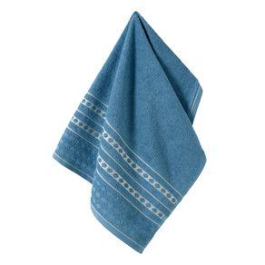 Toalha-de-Rosto-Karsten-Fio-Cardado-Emeline-Azul-Crepusculo--Cinza