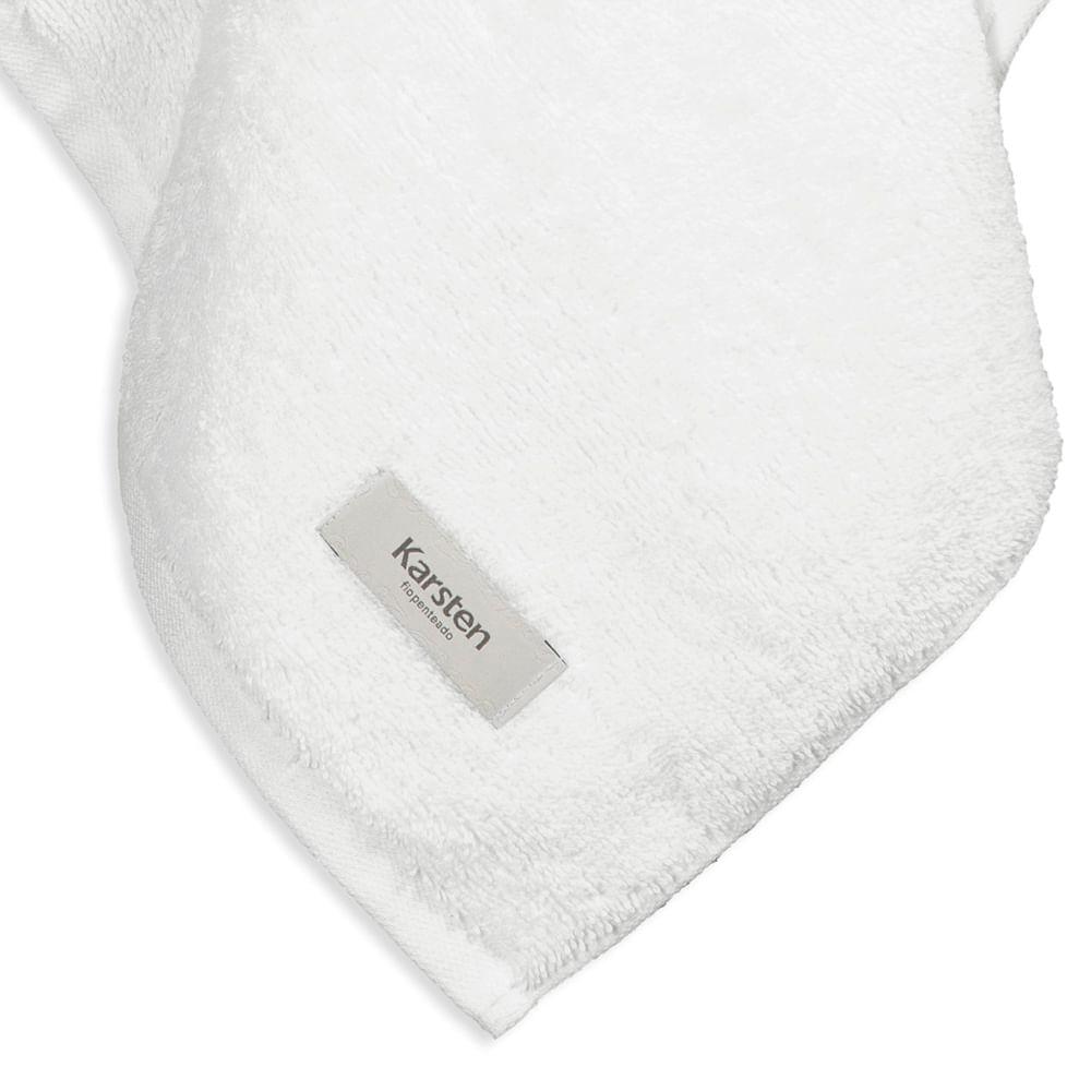 Toalha-de-Rosto-Karsten-Fio-Penteado-Fresia-II-Branco
