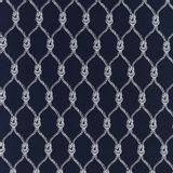 Tecido-Acquablock-Karsten-Impermeavel-Nautical-Marinho-Branco