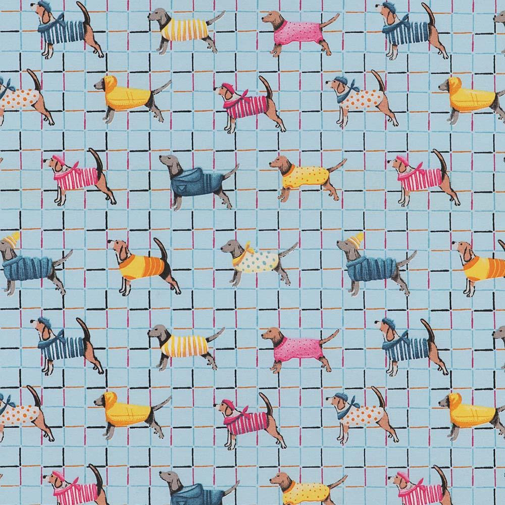 Tecido-Acquablock-Karsten-Impermeavel-Pop-Dog
